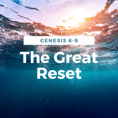 The Great Reset (4) Genesis 9:18-29